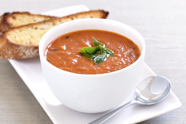 roasted-tomato-soup-with-basil